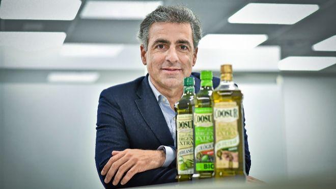 Gonzalo Guillén Benjumea es el director general de Acesur.