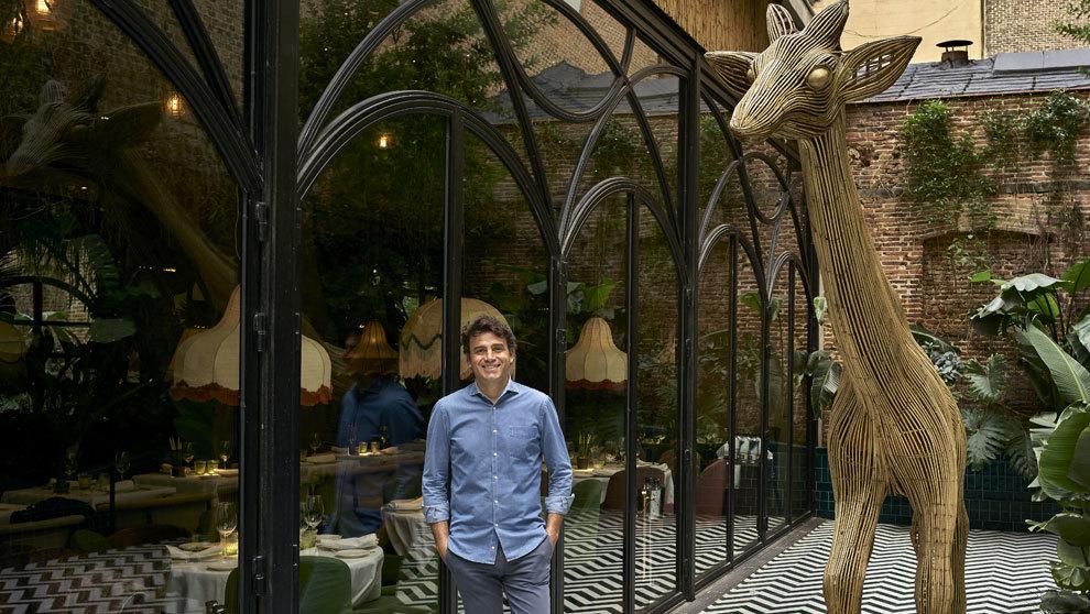 Aarde, el nuevo restaurante en Madrid del Grupo Paraguas, y Amazónico Londres, las nuevas apuestas de Sandro Silva   Personajes