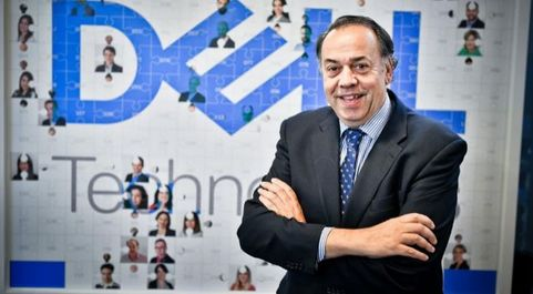 Ricardo <HIT>Labarga</HIT>, CEO Dell EMC España Foto:...