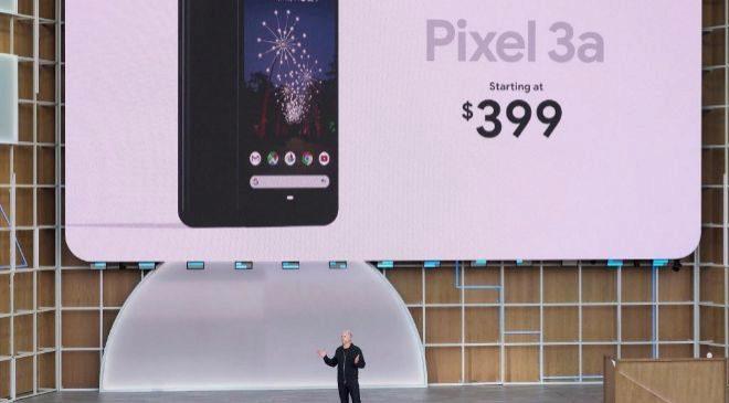 ab0fabb1f91 Google redobla su apuesta por el hardware con un móvil 'low cost'