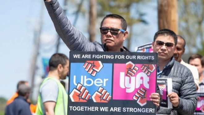 Uber debuta en Bolsa con una valoración de 82.400 millones de dólares