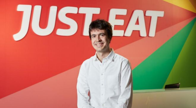 Patrik Bergareche, dicector de Just Eat España.