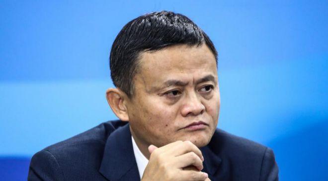 El fundador y presidente ejecutivo de Alibaba, Jack Ma.