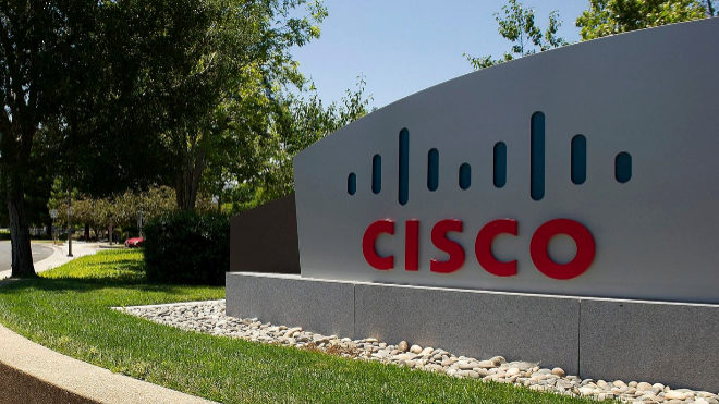 Sede de Cisco.