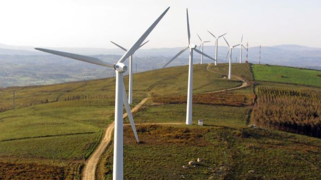 Elecnor construirá seis parques eólicos en Zaragoza por 47 millones