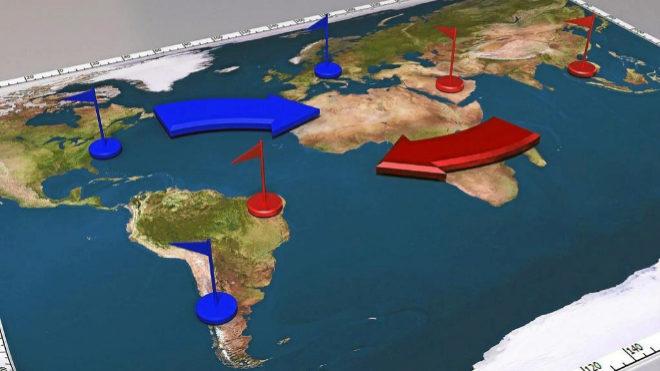 Internacionalizar la abogacía: triangulación y globalización