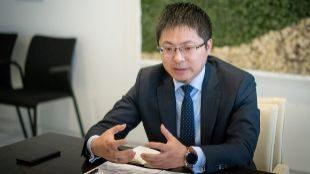 Toni Jin Yong, CEO de Huawei en España.
