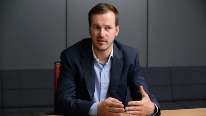 Taavet Hinrikus, uno de los fundadores de Transferwise.