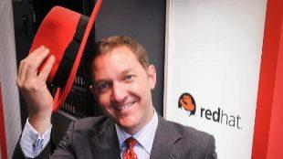 Jim Whitehurst, consejero delegado de Red Hat.