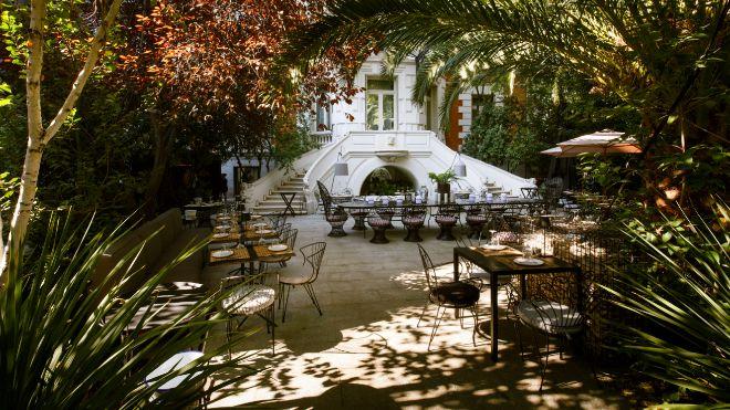 Oasis verdes: jardines-terraza donde pasar un rato agradable en la ...