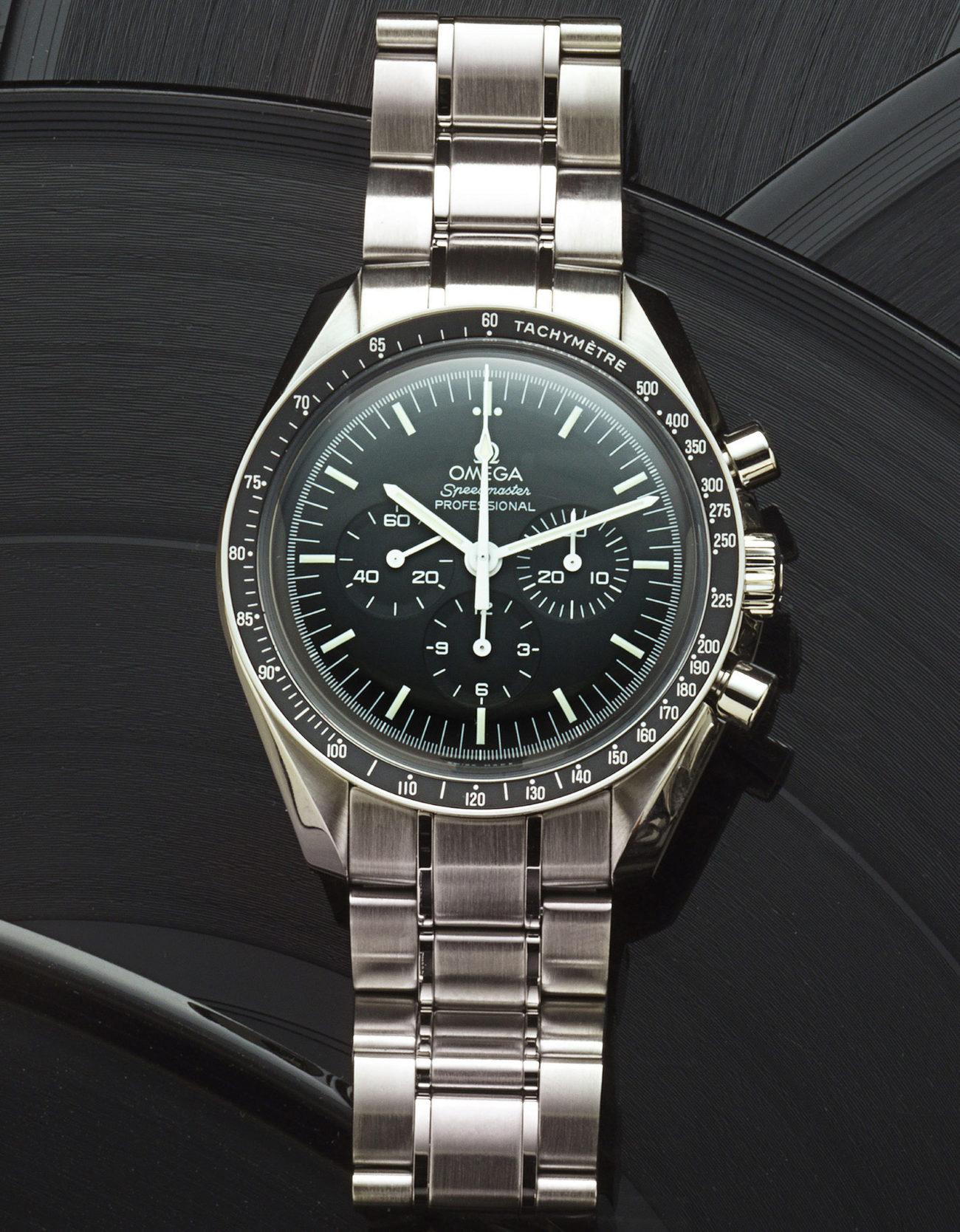 El reloj que llevó la tripulación del Apolo XI a la Luna sigue tan...