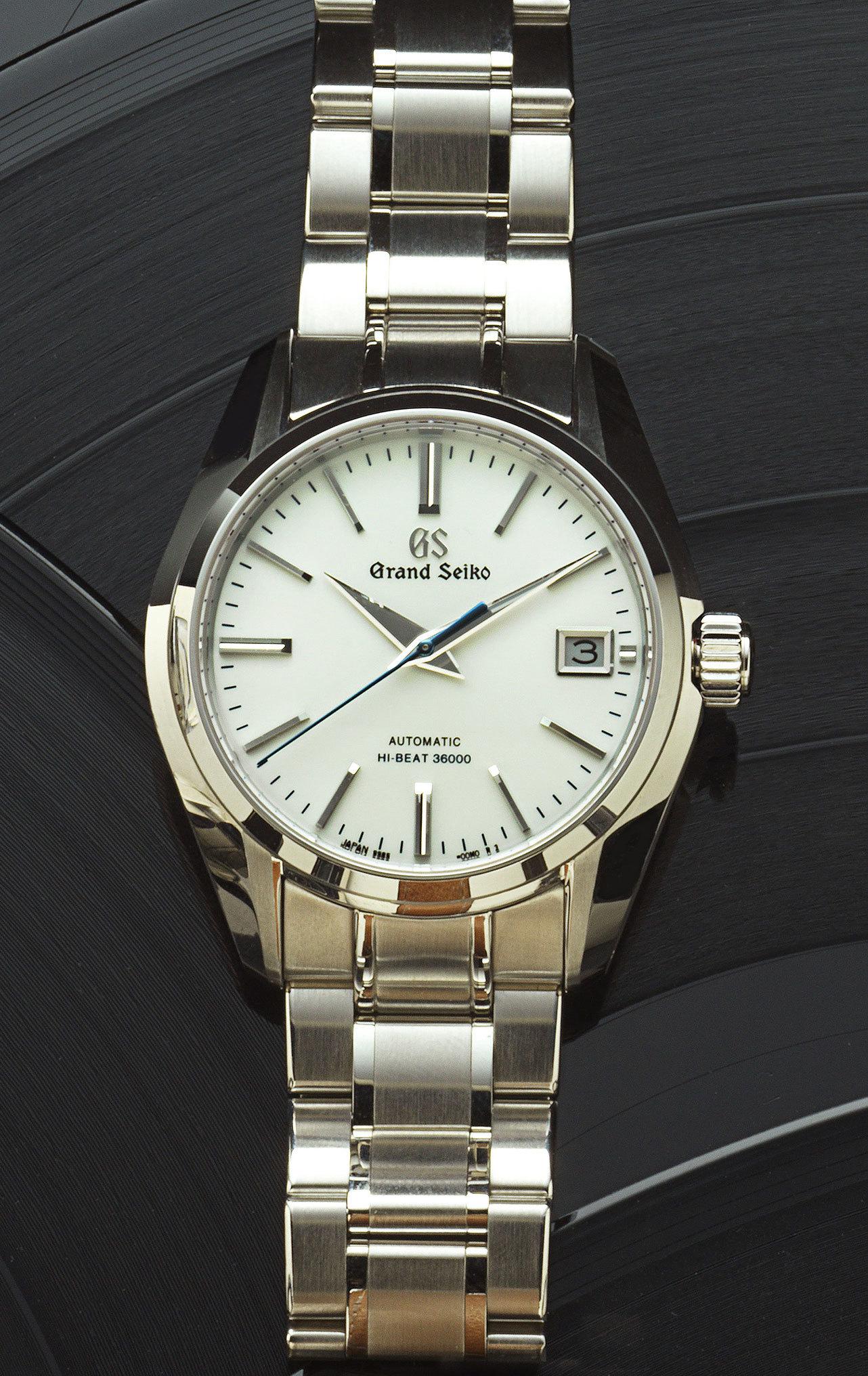 the best attitude 56ac0 967f3 Grand Seiko SBGH201 | Fueradeserie/relojes | EXPANSION.com
