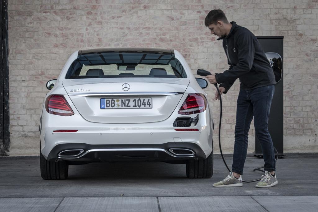 Mercedes-Benz Clase E 300 de.