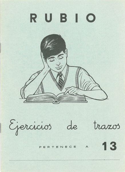 cuaderno Rubio