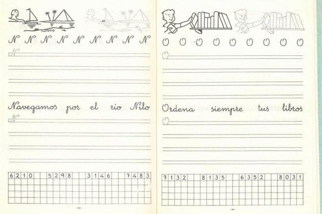 Cuaderno Rubio.