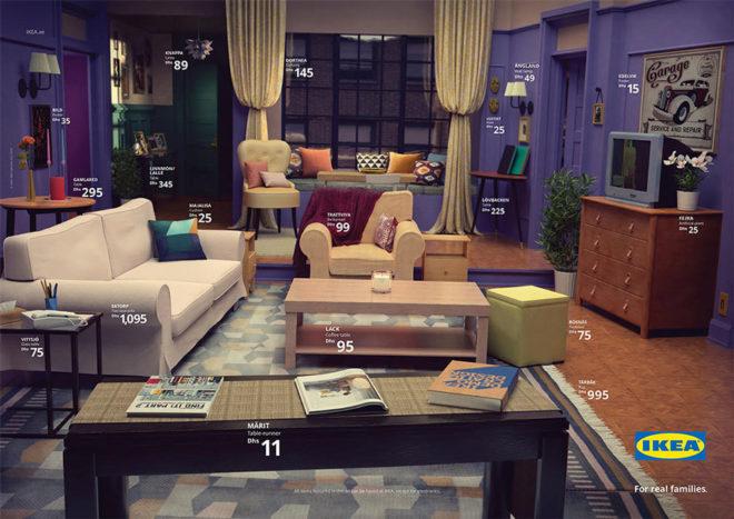 Móntate el salón de Stranger Things, Friends y Los Simpson ...