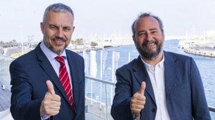Joaquim Miró, Director General Territorial de la DGT Este de Mapfre,...
