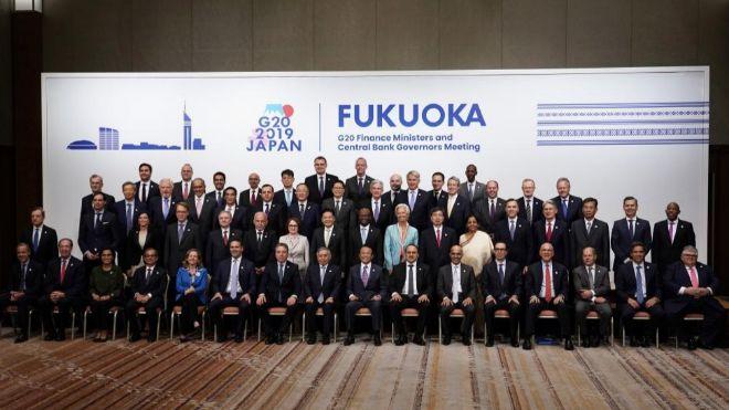 Los países del G20 prevén una recuperación del crecimiento mundial