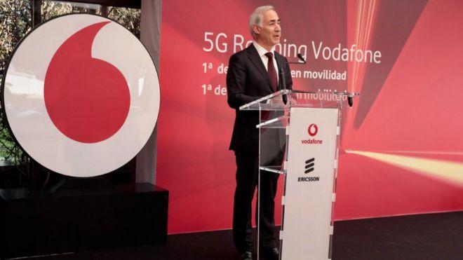 Vodafone estrena el 5G en España el 15 de junio