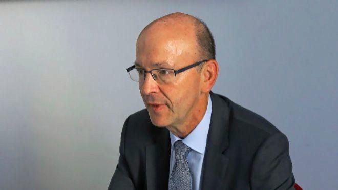 Alberto Emparanza, catedrático de derecho mercantil de la UPV/EHU.