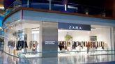 Tienda de Zara, una de las marcas de Inditex.