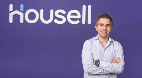 Guillermo Llibre, consejero delegado de Housell.