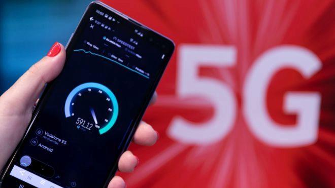 Llega la red 5G a España