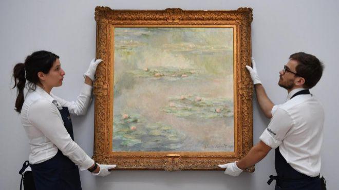 Coleccionista compra la casa de subastas Sotheby's por $3,700 millones