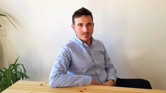 Pep Gómez, fundador de Reby.