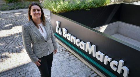 Andrea Niculcea,directora de Transformación Digital de Banca March