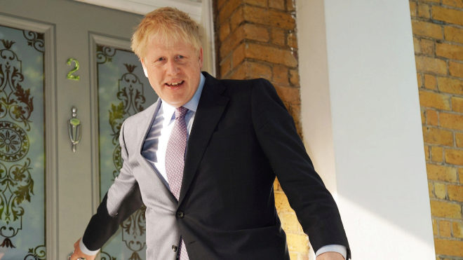 Boris Johnson refuerza su ventaja en la carrera hacia Downing Street