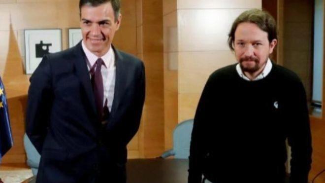 Iglesias insiste en el Gobierno de coalición y no descarta votar en contra de...
