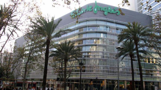 El Corte Inglés vende el centro Francesc Macià (Barcelona) por 150 millones