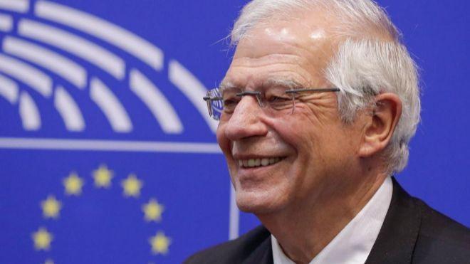 Josep Borrell, candidato a nuevo jefe de la diplomacia de la UE