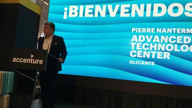 """Accenture aspira a liderar """"un Silicon Valley en Alicante"""" y llegar a mil empleos"""