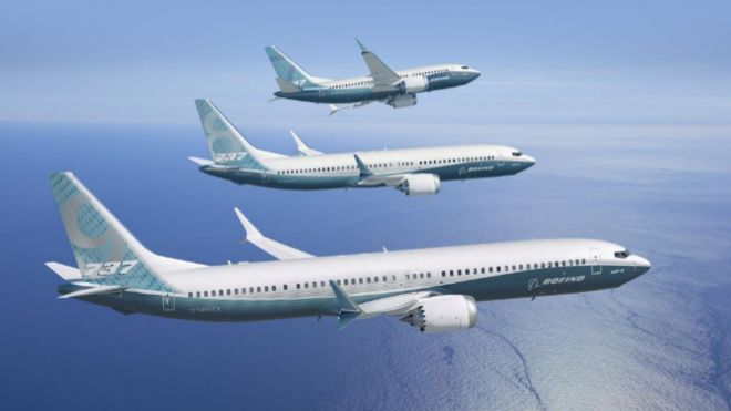 Boeing pagará $us 100 millones a familias de víctimas del 737 MAX