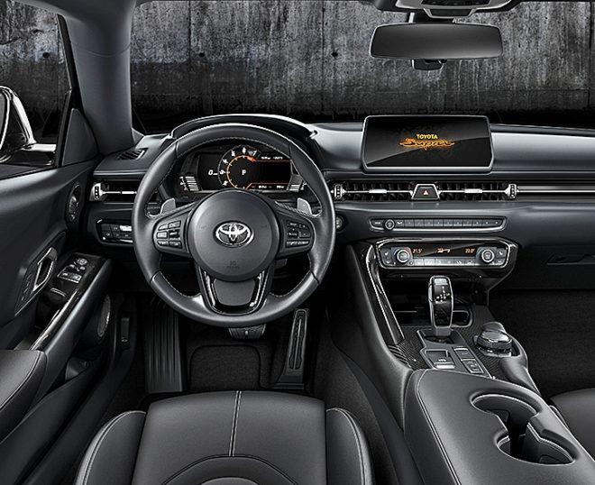 Toyota GR Supra, una auténtica bala japonesa 15622399859069