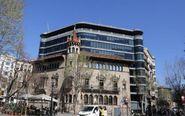 Sede de la Diputación de Barcelona en la Rambla Cataluña.