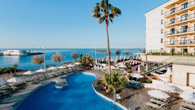 Hotel Alúa Soul Palma, en Palma de Mallorca, propiedad de Blackstone a través de Hispania.