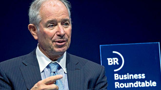 Stephen Schwarzman, de 72 años, es fundador, presidente y consejero delegado de Blackstone. Es también uno de los gran filántropos de Estados Unidos. Acaba de donar 167 millones de euros a la Universidad de Oxford.