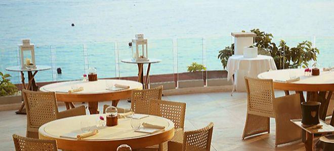 Els Brancs, restaurante con estrella Michelin situado en el Hotel Vistabella, en Rosas.