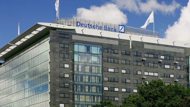 Edificio de Deutsche Bank.