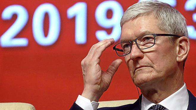 Tim Cook, consejero delegado de Apple. Empezó su carrera en IBM y...