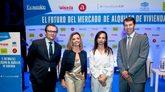Miguel Ángel Garaulet, Ana Zurita, Beatriz Corredor y Javier...