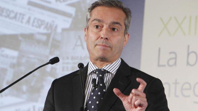 Ángel Cano, ex consejero delegado de BBVA.