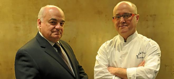 José Antonio Aparicio y Ricardo Sanz, fundadores y socios de Grupo Kabuki.