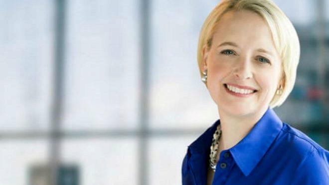 Julie Sweet, nueva consejera delegada de Accenture.