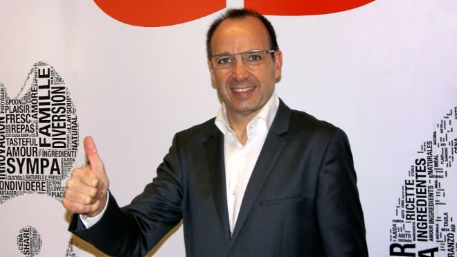 Ignasi Ricou, primer ejecutivo de GBfoods, empresa con sede en...