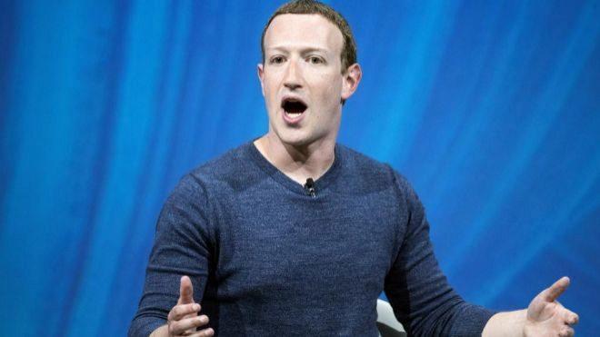 Comisión Federal de Comercio multa a Facebook con 5.000 millones, dice prensa