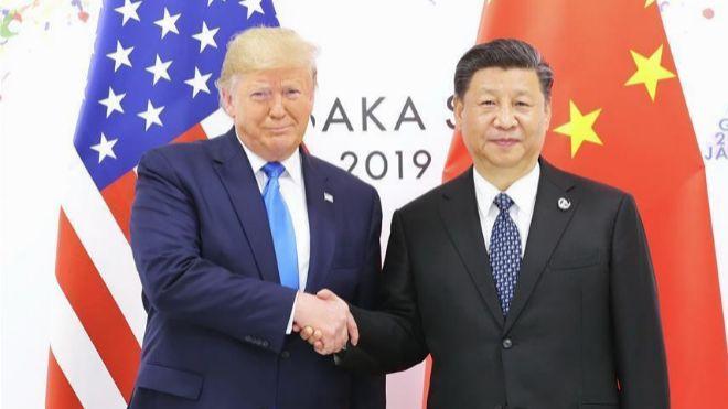 Trump investigará a Google tras señalamientos de trabajar con el gobierno chino